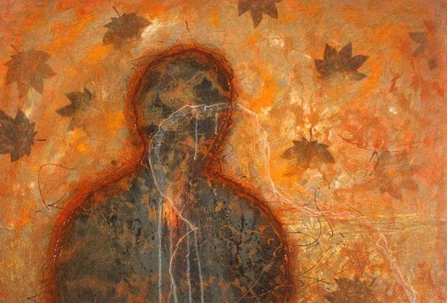 "Detail from ""Fall"" by Sergio Gomez http://www.ctu.edu"