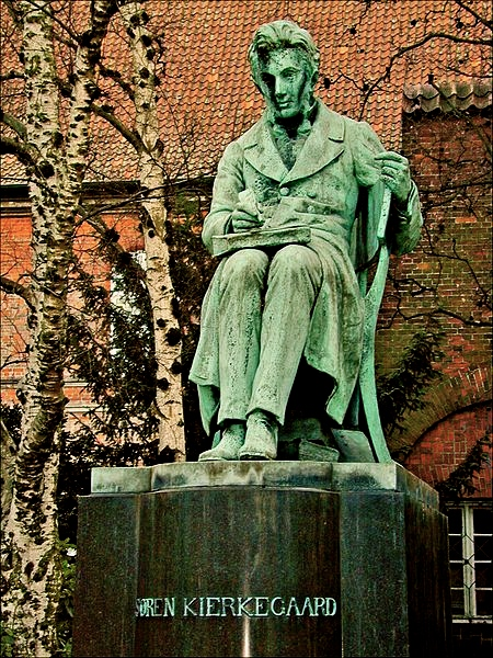 450px-Royal_Library_Garden_-_Søren_Kierkegaard