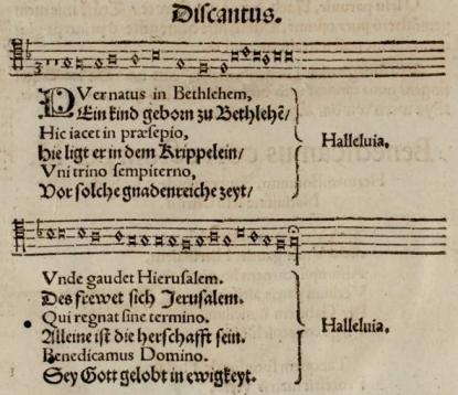 Puer-natus-1553-lossius-melancthon-descant