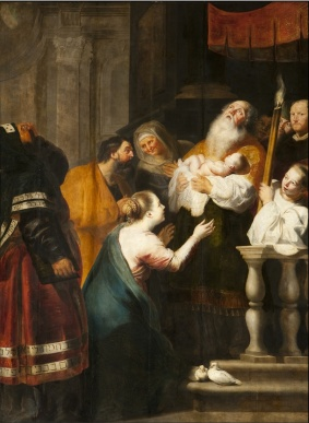 Cornelis_de_Vos_-_Mysteries_of_the_Rosary,_Presentation_of_Jesus_at_the_temple (1)